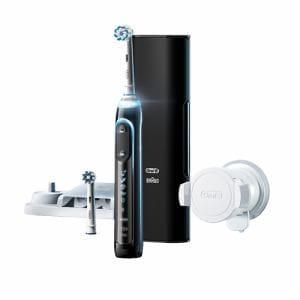 ブラウン D7015256XCTBK 電動歯ブラシ ジーニアス9000  ブラック