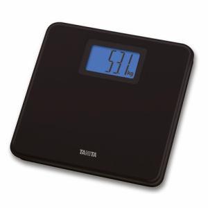 タニタ HD762BK 電子体重計