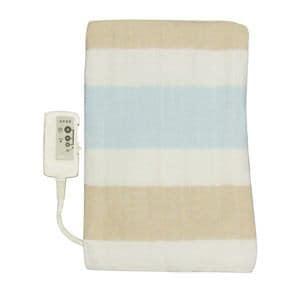 TED TED54SM-A ヤマダ電機オリジナルモデルモデル 敷き毛布(セミロングタイプ) ブルー