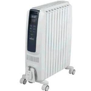 デロンギ ドラゴンデジタルスマート オイルヒーター (10~13畳用) QSD0915-BL