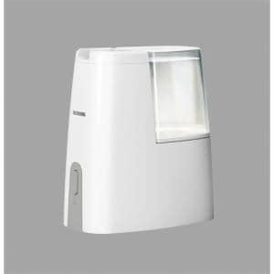 アイリスオーヤマ 加熱式加湿器 グレー STA-120-H