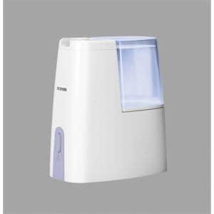 アイリスオーヤマ 加熱式加湿器 ブルー STA-120-A