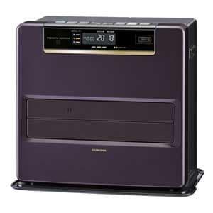 コロナ FH-WZ5716BY-V 石油ファンヒーター(木造15畳/コンクリート20畳まで リモコン付) バイオレット