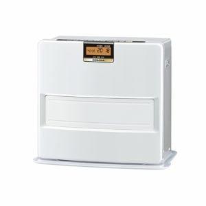 コロナ FH-VX4617BY-W 石油ファンヒーター(木造12畳/コンクリート17畳まで) パールホワイト
