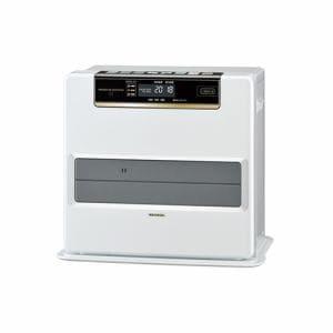 コロナ FH-WZ5717BY-W 石油ファンヒーター(木造15畳/コンクリート20畳まで リモコン付) エレガントホワイト