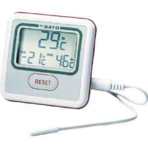 佐藤 冷蔵庫用温度計