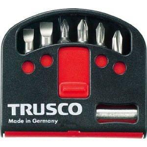 TRUSCO スイフトドライバービットホルダーセット