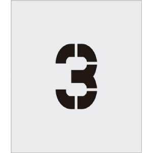 IM ステンシル 3 文字サイズ150×90mm