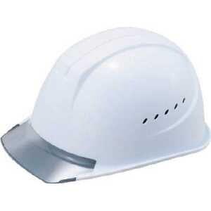 タニザワ ヘルメット(透明ひさしタイプ・通気型)