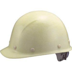 TRUSCO ヘルメット 前ひさし型 蓄光タイプ