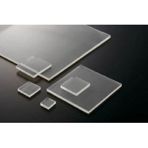 TRUSCO Gマット 100X100mm 透明