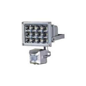 日動 LEDセンサーライト 12W