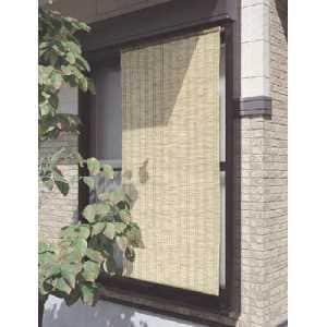 ワタナベ 高級天然すだれ ふる里 小窓用 ナチュラル