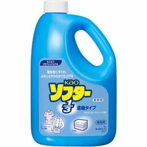 Kao ソフター1/3 2.1L