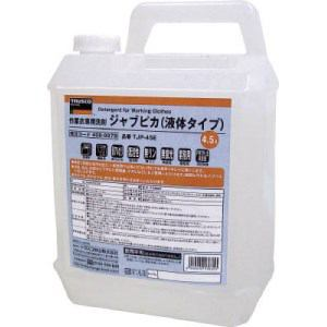 TRUSCO 作業衣専用洗剤ジャブピカ(液体タイプ)