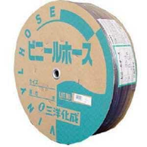 サンヨー 透明ホース12×15 50mドラム巻