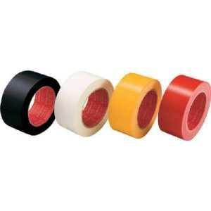 スリオン カラー布粘着テープ50mm レッド
