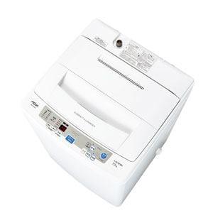 AQUA 全自動洗濯機 AQW-S70C(W)