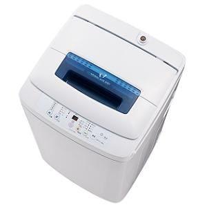 ハイアール 全自動洗濯機 4.2Kg(ホワイト) JW-K42H(W)