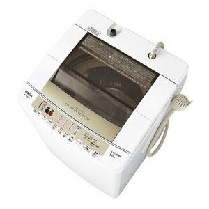AQUA 全自動洗濯機 8kg ホワイト AQW-V800C(W)