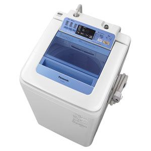 Panasonic 全自動洗濯機(7kg)ブルー NA-FA70H1-A