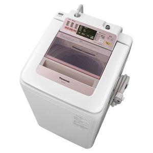 Panasonic 全自動洗濯機(7kg)ピンク NA-FA70H1-P