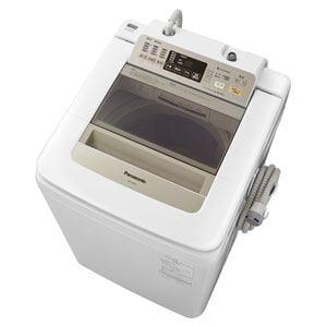 Panasonic 全自動洗濯機(8kg)シャンパン NA-FA80H1-N