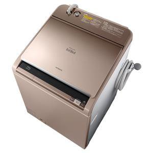 HITACHI 洗濯乾燥機 「ビートウォッシュ」(洗濯10.0kg/乾燥6.0kg) シャンパン BW-D10XTV-N