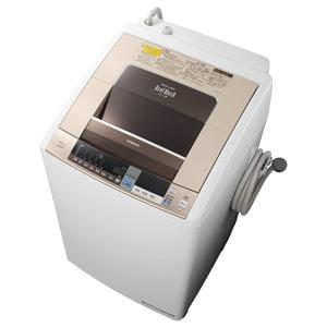 HITACHI 洗濯乾燥機 「ビートウォッシュ」(洗濯8.0kg/乾燥4.5kg) シャンパン BW-D8TV-N