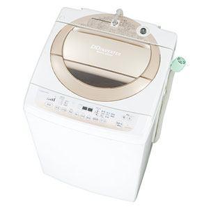 TOSHIBA 全自動洗濯機 (8.0kg) サテンゴールド AW-8D2M-N
