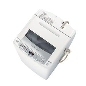 AQUA 全自動洗濯機 (洗濯9.0kg/簡易乾燥3.5kg) シルバーホワイト AQW-VW900C-W