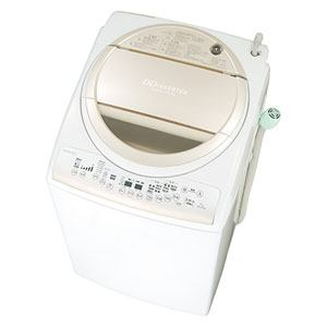 東芝 洗濯乾燥機 (洗濯9kg/乾燥4.5kg) 「マジックドラム」 サテンゴールド AW-9V2M-N