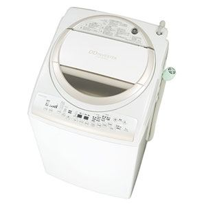 東芝 洗濯乾燥機 (洗濯8kg/乾燥4.5kg) グランホワイト AW-8V2-W