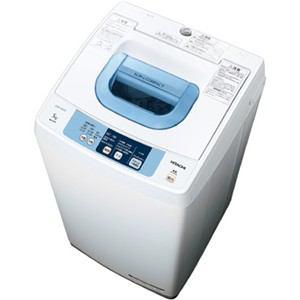 日立 全自動洗濯機 (洗濯5kg) ピュアホワイト NW-5TR-W