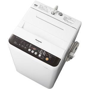 パナソニック 全自動洗濯機 (洗濯7.0kg) ブラウン NA-F70PB8-T