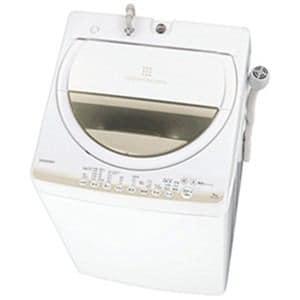 東芝 全自動洗濯機(洗濯6.0kg) グランホワイト AW-6G2-W