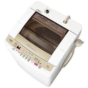 AQUA 全自動洗濯機 (洗濯8.0kg) ホワイト AQW-V800D-W