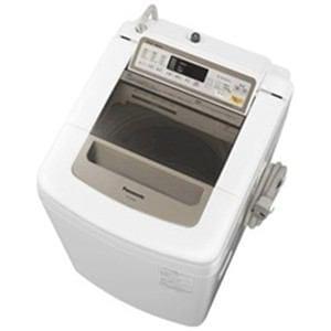 パナソニック 全自動洗濯機 「即効泡洗浄」 (洗濯10.0kg) シャンパン NA-FA100H2-N