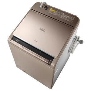 日立 洗濯乾燥機 「ビートウォッシュ」(洗濯11.0kg/乾燥6.0kg) シャンパン BW-D11XWV-N