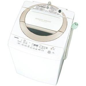 東芝 全自動洗濯機 (洗濯7.0kg) サテンゴールド AW-7D3M-N