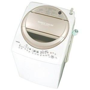 東芝 洗濯乾燥機 (洗濯7.0kg/乾燥4.0kg) サテンゴールド AW-7V3M-N