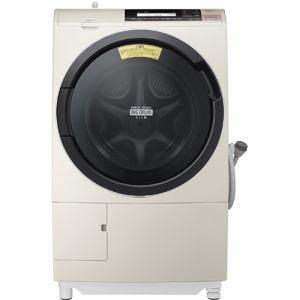日立 ドラム式洗濯乾燥機 「ビッグドラム スリム」(洗濯11.0kg/乾燥6.0kg・左開き) ライトベージュ BD-S8800L-C
