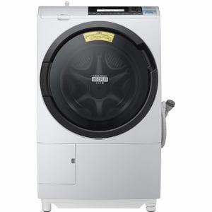 日立 ドラム式洗濯乾燥機 「ビッグドラム スリム」(洗濯11.0kg/乾燥6.0kg・左開き) ライトグレー BD-S8800L-H