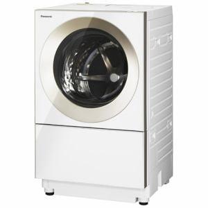 パナソニック NA-VG1000L-N ドラム式洗濯乾燥機 (洗濯10.0kg/乾燥3.0kg・左開き)温水泡洗浄 「キューブル」 ノーブルシャンパン