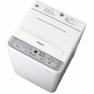 パナソニック 全自動洗濯機 (洗濯5.0kg) シルバー NA-F50B9-S