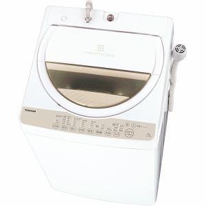 東芝 全自動洗濯機 7kg ホワイト系 AW-7G3(W)