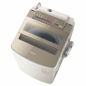 パナソニック NA-FA100H3-T 全自動洗濯機 (洗濯10.0kg) ブラウン