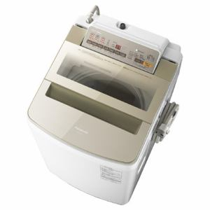 パナソニック NA-FA100H3-N 全自動洗濯機 (洗濯10.0kg) シャンパン