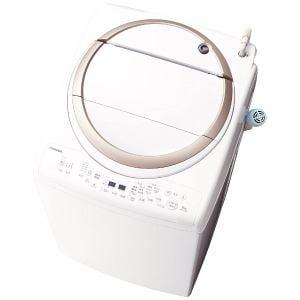 東芝 AW-8V5(W) 縦型洗濯乾燥機 「マジックドラム」 (洗濯・8kg) グランホワイト