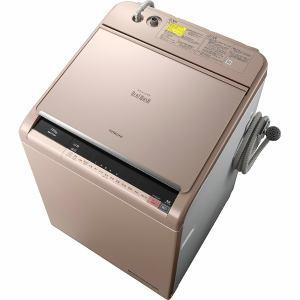 日立 BW-DX110A-N 全自動洗濯乾燥機(洗濯11.0kg/乾燥6.0kg)「ビートウォッシュ」 シャンパン
